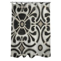 Moroccan Symbol II Shower Curtain