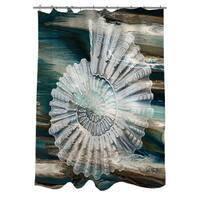 Coastal Span III Shower Curtain