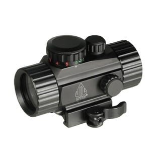 Leapers Inc. UTG 3.8-inch Red/Green Circle Dot Sight w/QD Mount