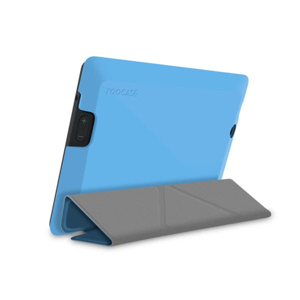 rooCASE Origami Slim Shell Case for Amazon Kindle Fire HD 7