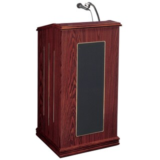 The Prestige Wireless Sound Lectern with Mic Package