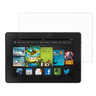 rooCASE Ultra HD Plus Screen Protector Clear Film (Bubble Free) for Amazon Kindle Fire HD 7 2013