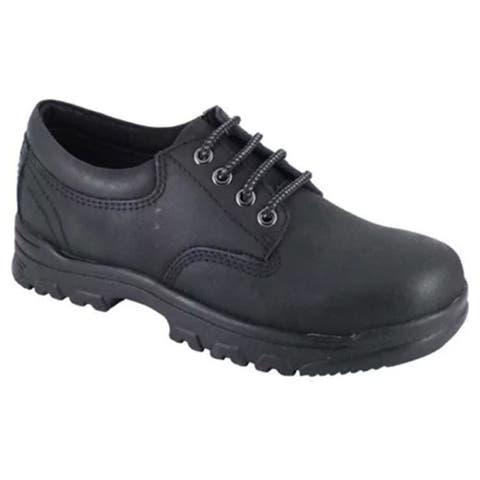 Academie Gear Mens Tuffex Shoe (Black)