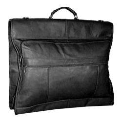 David King Leather 203 42in Garment Bag Black