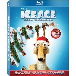 Ice Age: The Complete Collection (Blu-ray Disc)