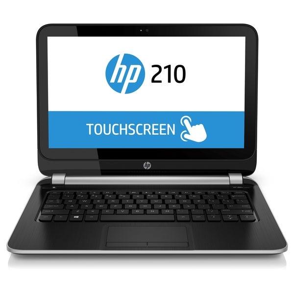 "HP 210 G1 11.6"" Touchscreen LCD Notebook - Intel Core i3 i3-4010U Dua"