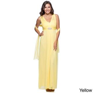 DFI Women's Long Evening Gown