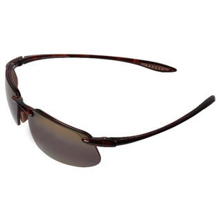 Maui Jim Men's 'Kanaha' Polarized Sport Wrap Sunglasses