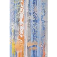 Parvez Taj 'MIra' Fine Art Print - Multi-color