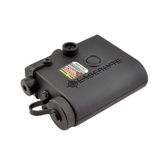 LaserLyte Center Mass Dual Lens with Green Laser