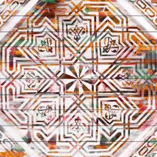Handmade Parvez Taj - Dore Fine Art Print