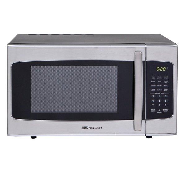 Emerson 1000 Watt Countertop Microwave Oven Refurbished