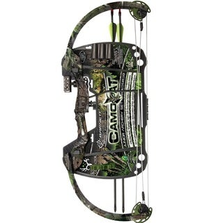 Barnett Brotherhood Camo Cat Junior Archery Set
