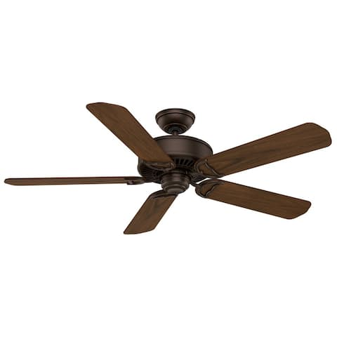 "Casablanca 54"" Panama Ceiling Fan with Handheld Remote"