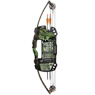 Barnett Brotherhood Freak Nasty Camo Compound Bow