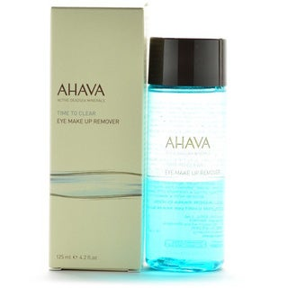 Ahava 4.2-ounce Eye Makeup Remover