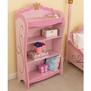 KidKraft Pink Princess Bookcase