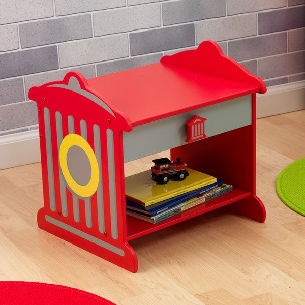 Shop Kidkraft Fire Truck Toddler Table Free Shipping