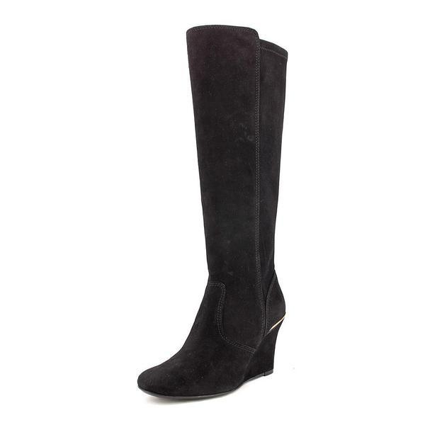 Hendin' Regular Suede Boots (Size 6.5