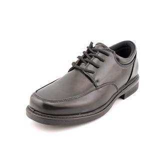 French Toast Boy (Youth) 'Mitch' Faux Leather Dress Shoes