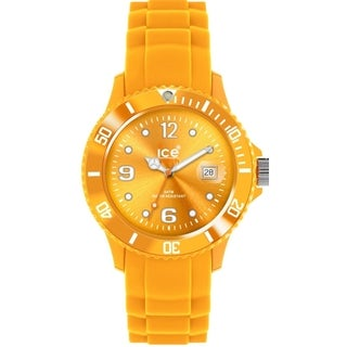 Ice-Watch Sili SI.GL.B.S.10 Yellow Silicone Watch