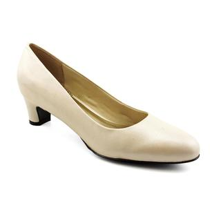Trotters Women's 'Janna' Leather Dress Shoes - Narrow (Size 8.5 )