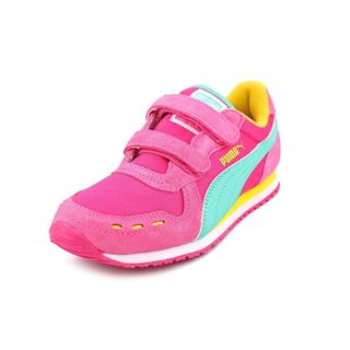 Puma Girl (Youth) 'Cabana Racer Mesh' Regular Suede Athletic Shoe
