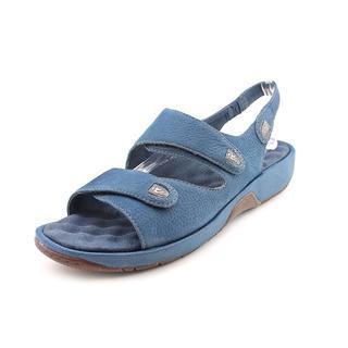 Softwalk Women's 'Bolivia' Nubuck Sandals - Narrow
