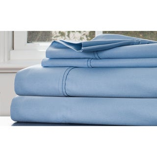 Lavish Home 1000 Thread Count Cotton Rich Deep Pocket Sheets