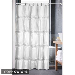 Luxurious Rhinestone Shower Curtain