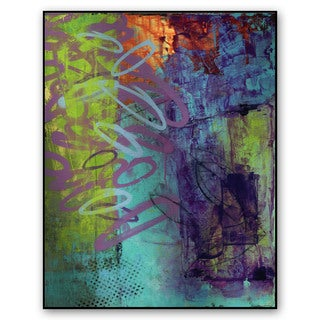 Gallery Direct Todd Camp's 'Urban Scape III' Metal Art