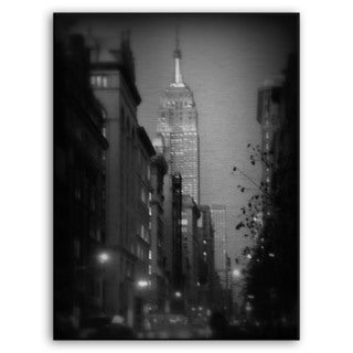 Gallery Direct Miriam Danar's 'Empire State In Soft Focus' Metal Art