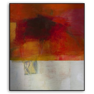 Gallery Direct Bob Hunt's 'Red' Metal Art