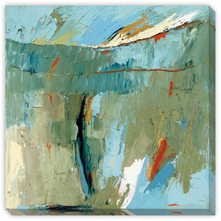 Gallery Direct Maxine Price's 'Early Dawn Comes Waking II' Canvas Gallery Wrap Art