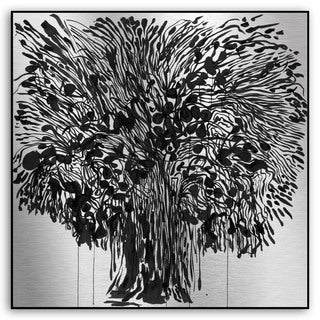 Gallery Direct Rupert Santos's 'Bundle' Metal Art