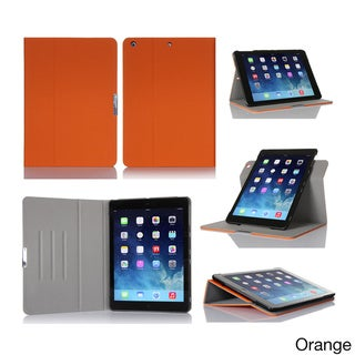 GearIT 360 Spinner Folio Rotating Case Cover for Apple iPad Air (5th Gen)