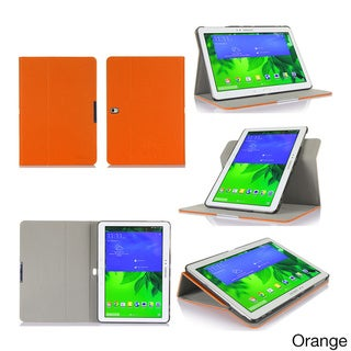 GearIT 360 Spinner Folio Rotating Case Cover for Samsung Galaxy Tab Pro 10.1 SM-T520
