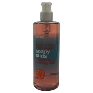 Bliss 16-ounce Blood Orange and White Pepper Soapy Suds|https://ak1.ostkcdn.com/images/products/9297112/P16459131.jpg?impolicy=medium