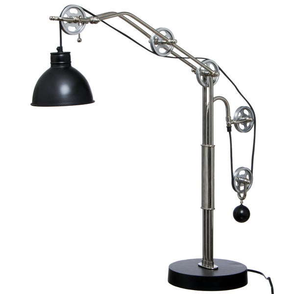 Handmade Pulley Desk Lamp India Free Shipping Today