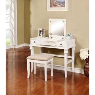 Linon Ariana Vanity Set