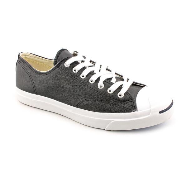 abfceb107682 Shop Converse Men s  Jck Purc Ox  Leather Athletic Shoe (Size 9 ...