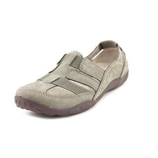 Clarks Women's 'Haley Stork' Nubuck Sandals