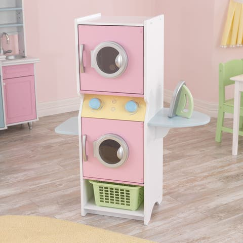 KidKraft Pink Laundry Play Set