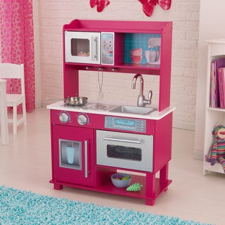 KidKraft Pink Gracie Kitchen