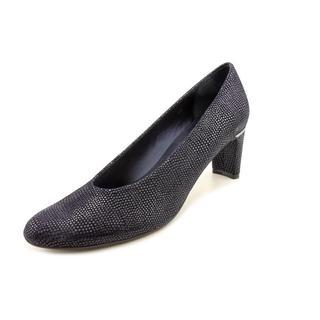 Vaneli Women's 'Dayle' Regular Suede Dress Shoes (Size 10 )
