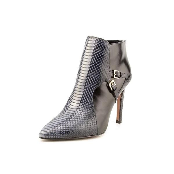 4881bbb2b6c Shop Hugo Boss Women s  Praila  Leather Boots - Free Shipping Today ...
