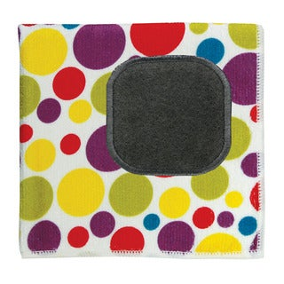 Sundrop Microfiber Dishcloth with Scrubber