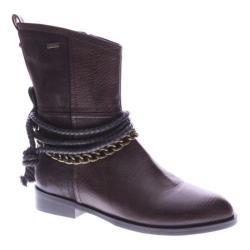 Women's Azura Zone Boot Dark Brown Manmade