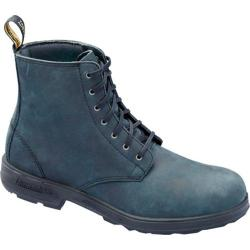 Women's Blundstone Original Series Lace-Up Boot Rustic Black Leather