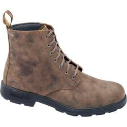 Women's Blundstone Original Series Lace-Up Boot Rustic Brown Leather